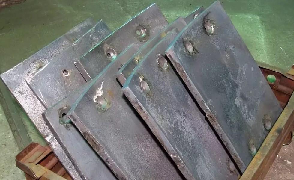 Пулестойкая сталь